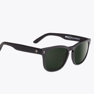 Spy X Beachwood Sunglasses with Happy Lens